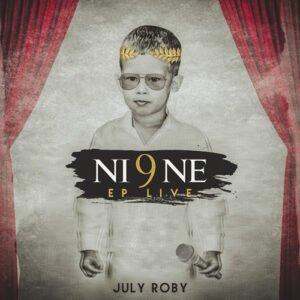 "Cover tema ""Ni9ne EP Live"""