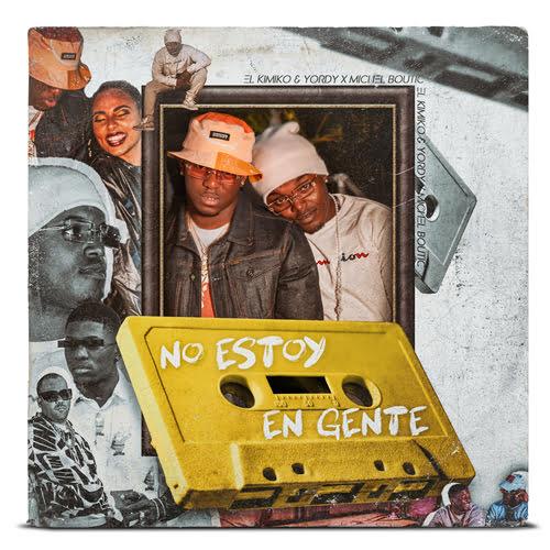 """Cover tema """"No Estoy En Gente"""""""