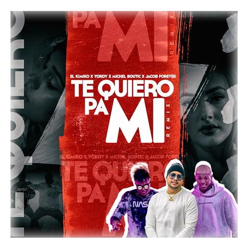 "Cover tema ""Te Quiero Pa Mi Remix"""
