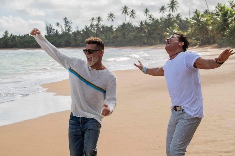"""Portada Noticia """"Carlos Vives y Ricky Martin"""""""