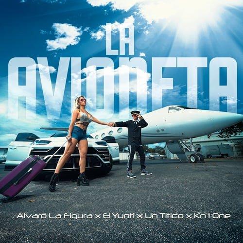 """Cover tema """"La Avioneta"""""""
