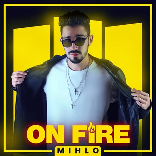 """Cover tema """"On Fire"""""""