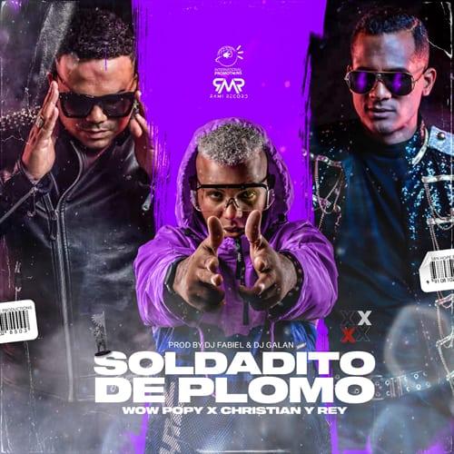 """Cover tema """"Soldadito de Plomo"""""""