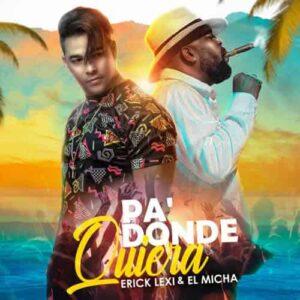 """Cover tema """"Pa Donde Quiera"""""""
