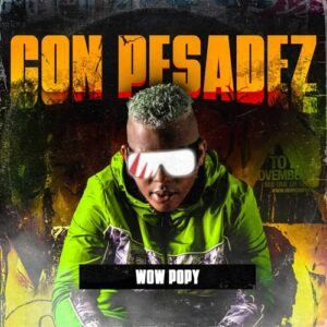 """Cover tema """"Con Pesadez"""""""