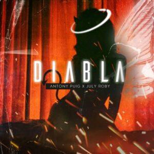 "Cover tema ""Diabla"""