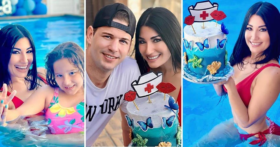"""Portada Noticia """"Heydy celebra su cumpleaños junto a su familia¨"""