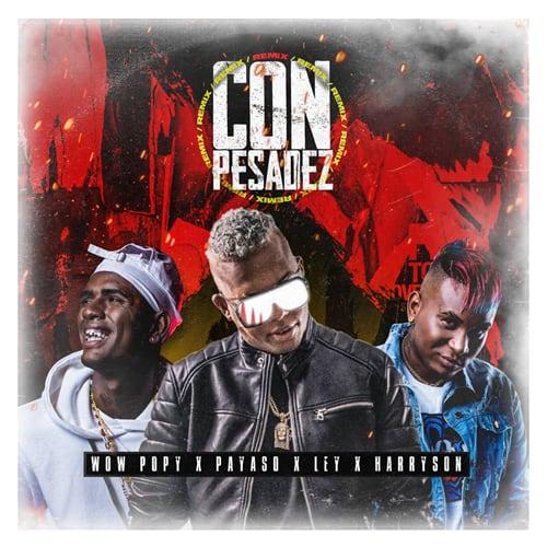"Cover tema ""Con Pesadez Remix"""