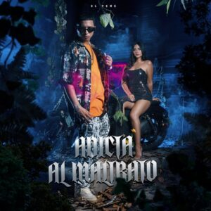 """Cover tema """"Adicta Al Maltrato"""""""