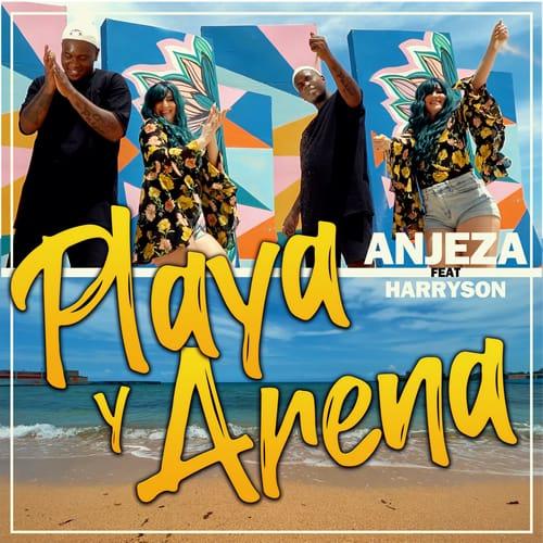 "Cover tema ""Playa y Arena"""