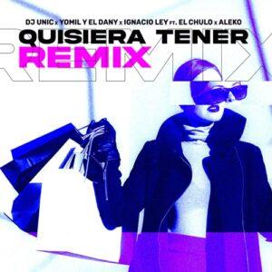 "Cover tema ""Quisiera Tener Guaracha"""